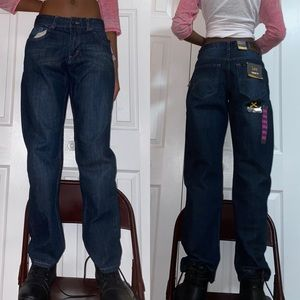Straight fit lee jeans